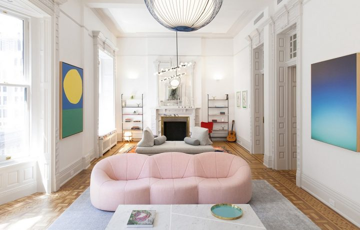 Trends and news 2020 in modern interior design