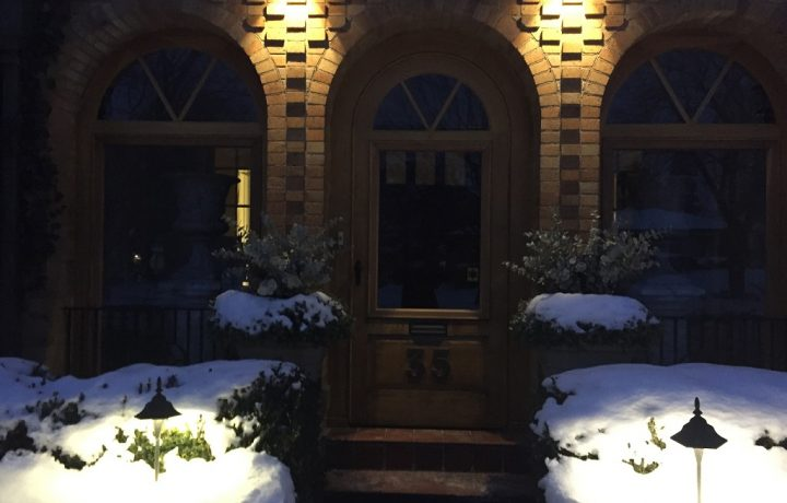 Benefits Of Winter Landscape Lighting