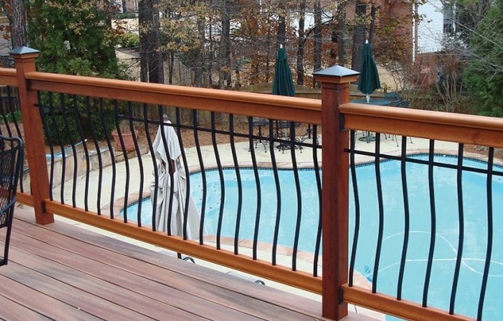 How to replace deck railing? Step by step quick guideline
