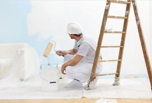 painters wear white