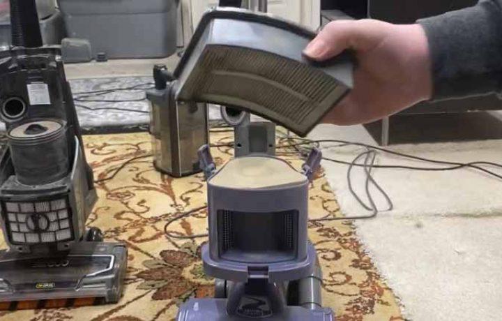 Shark Vacuum Loss of Suction Fix It