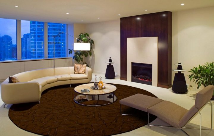 Carpet in the house: types and comforts