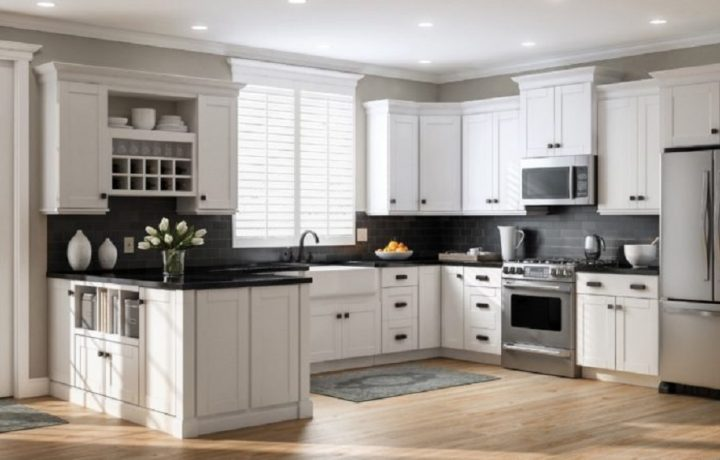 How to furnish an open kitchen: ideas and advice