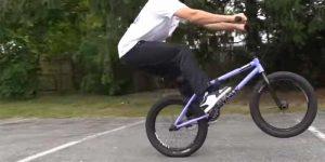 BMX Bike Easy Guideline